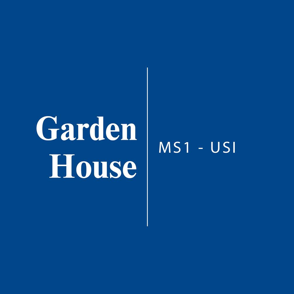 Garden House | MS1 - USI