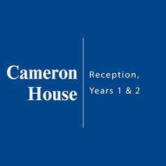 Cameron House | Reception, Year 1 & 2