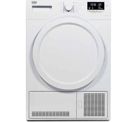 BEKO DCX83100W Condenser Tumble Dryer