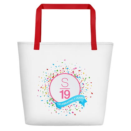 Studio 19 5 Year Beach Bag