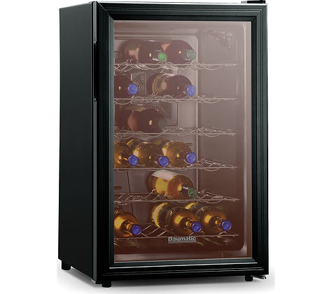 BAUMATIC BW28BL Wine Cooler