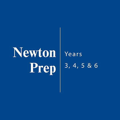 Newton Prep | Years 3, 4, 5 & 6