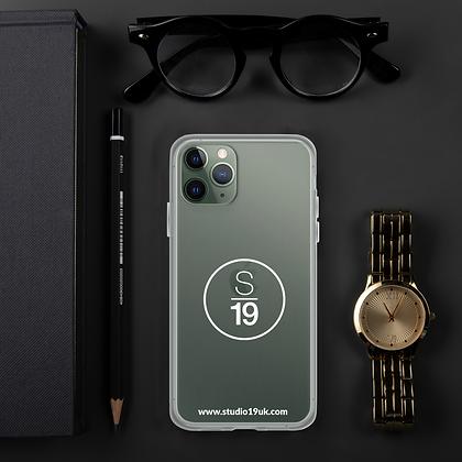 Studio 19 iPhone Case