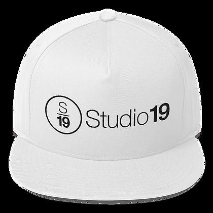 Studio 19 Flat Bill Cap