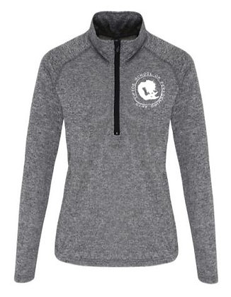 Tiptoe Teachers 1/4 Zip Midlayer