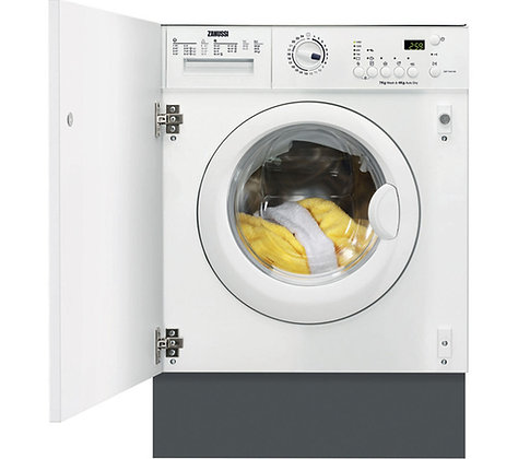 ZANUSSI ZWI71401WA Integrated Washing Machine