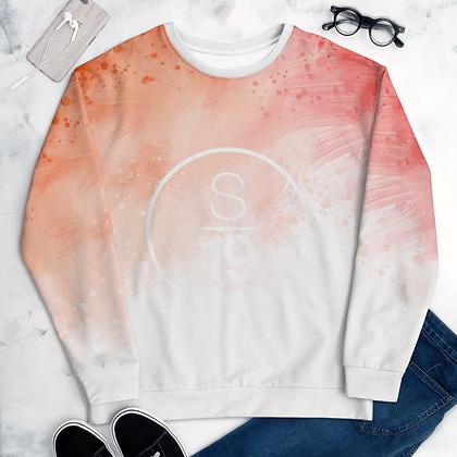 Studio 19 Watercolour Unisex Sweatshirt