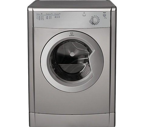 INDESIT Ecotime IDV75S Vented Tumble Dryer