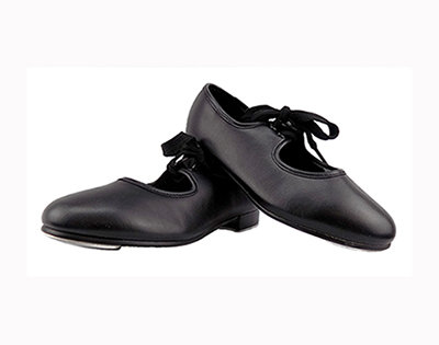 PULow Heel Tap Shoes