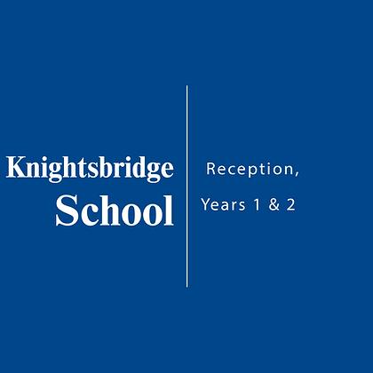 Knightsbridge School | Reception, Year 1 & 2