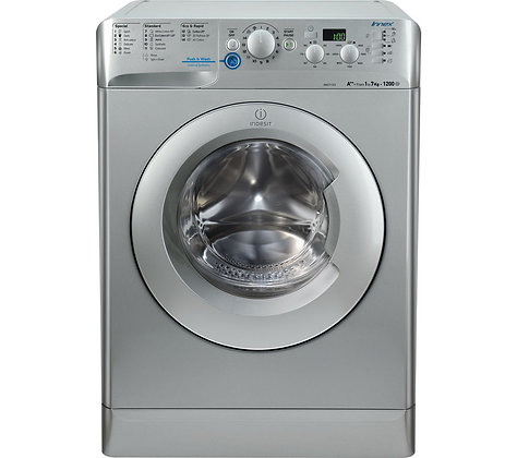 INDESIT Innex XWD71252S Washing Machine