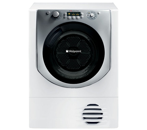 HOTPOINT Aqualtis AQC9 BF7E1 Condenser Tumble Dryer