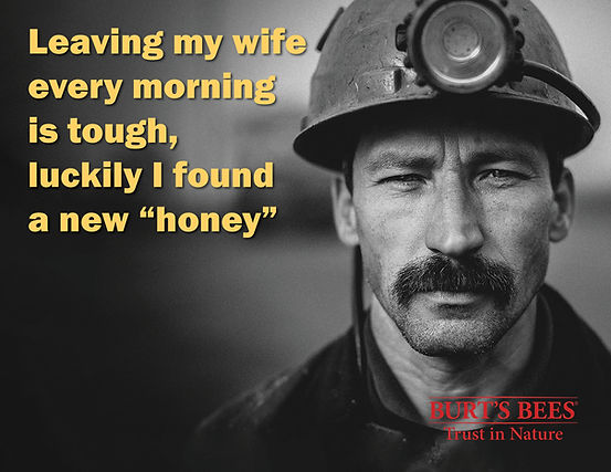 """Burt's Bees -""""Honey Ad"""""""