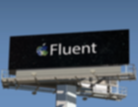 Apple Fluent Billboard