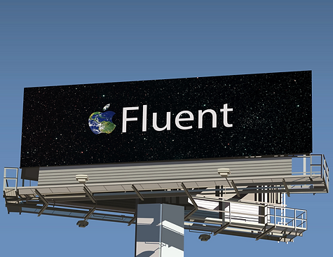 Apple Fluent Billboard
