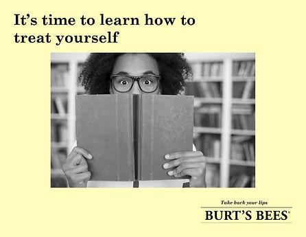 Book Print Ad