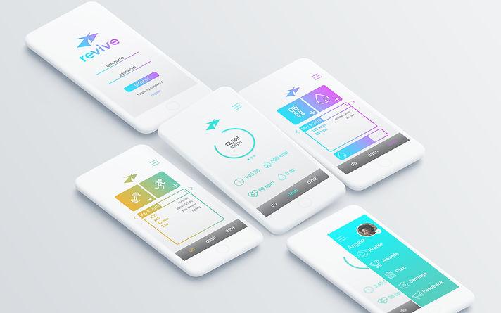 Full App Mockup