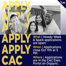 Apply to CAC - Social Post