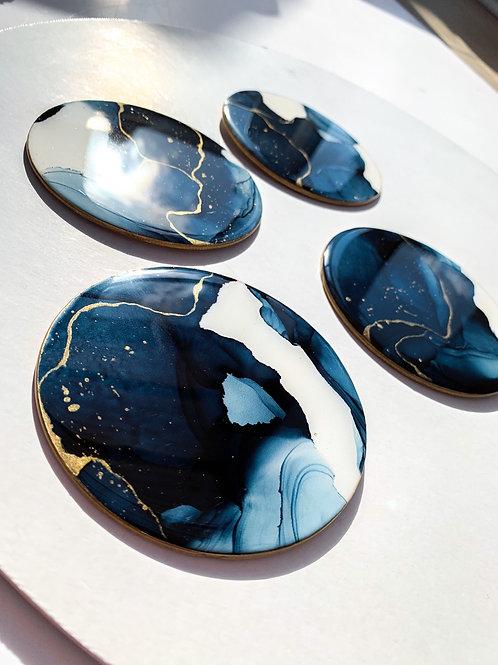Seconds Nebula Coasters