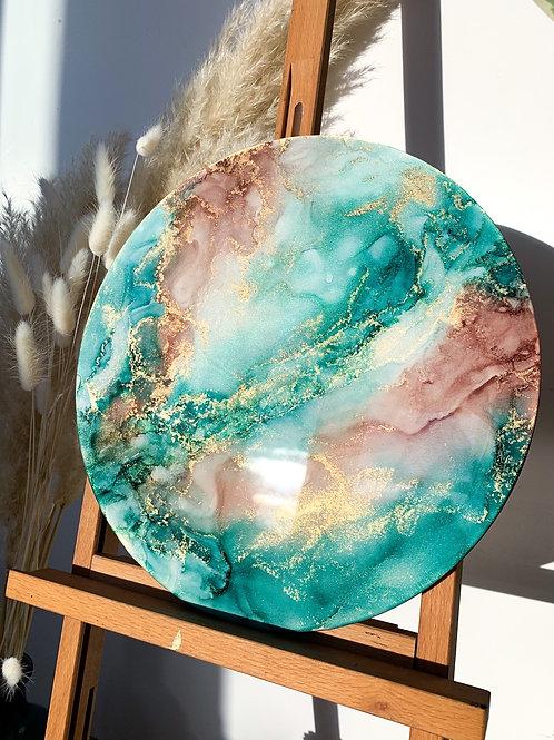 Ocean Jasper Jewel Resin Original