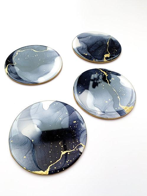 Nebula Coasters