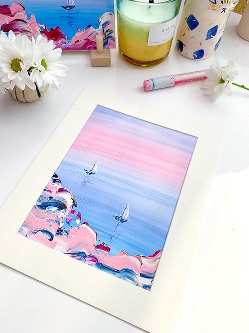 Lavender Sails Original