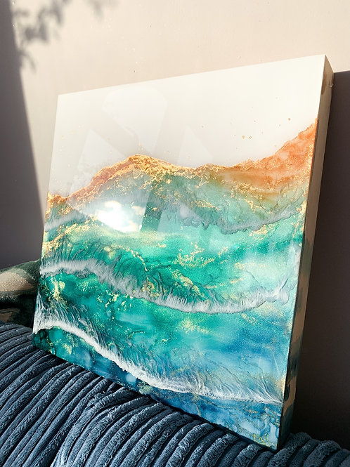 Reef Tide Resin Original