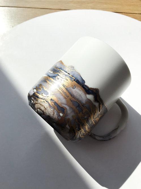 Santorini Sea Mug