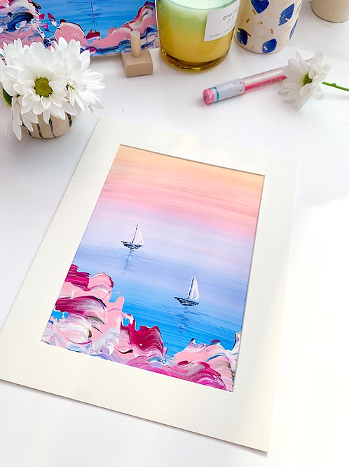 Sailing Haze original