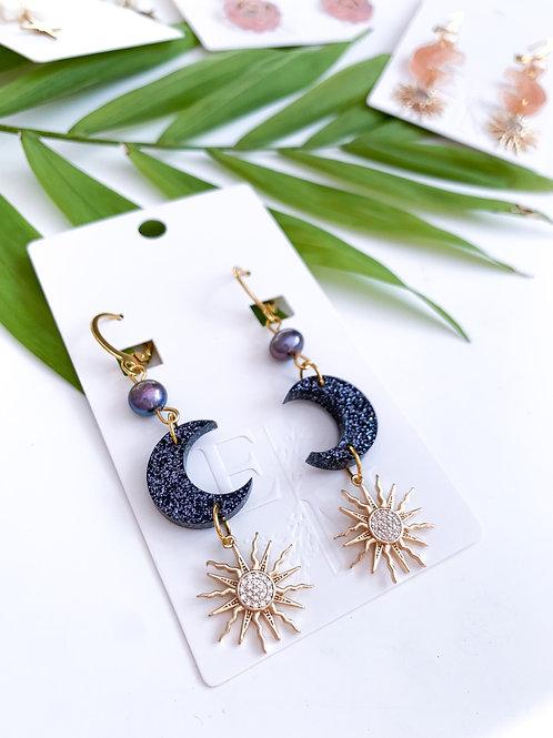 Lunar Rising Earrings