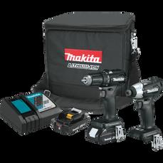 Makita 18V LXT Combo Kit