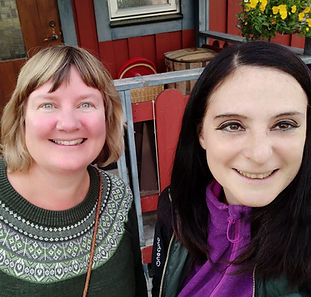 Eva Gunnare and Martina Fragale.jpg