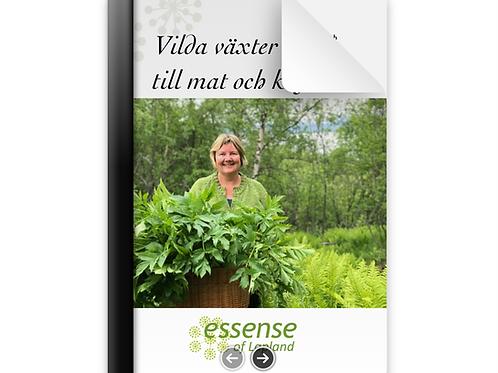 Vilda växter i norr - örter och recept
