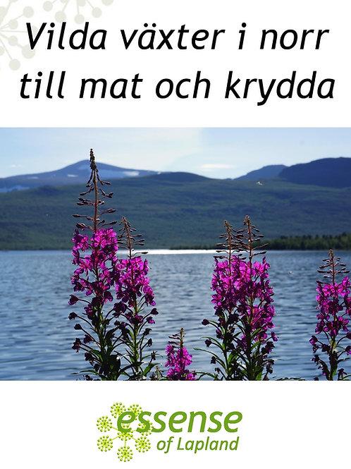 Häfte - Vilda växter i norr