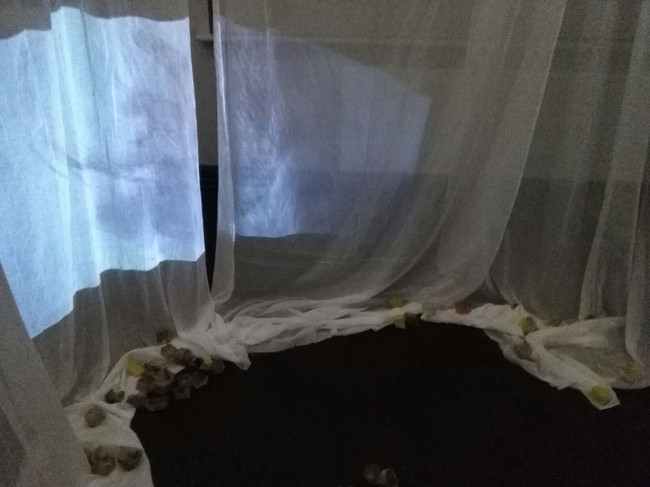 Installation for 'Looking Back to Think Forward',Griselda Pollock Symposium