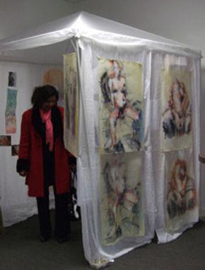 Keeping Mum exhibit, Violence Against Wo