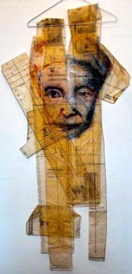 Simon de Beauvoir, Stitch Up...Think Wom