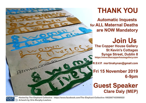 Thank You Event, Copper House Gallery 15