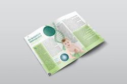 Diagramação Revista Institucional