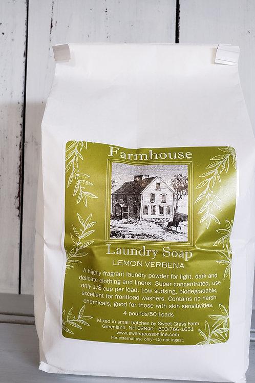 SWEET GRASS FARMHOUSE LAUNDRY SOAP
