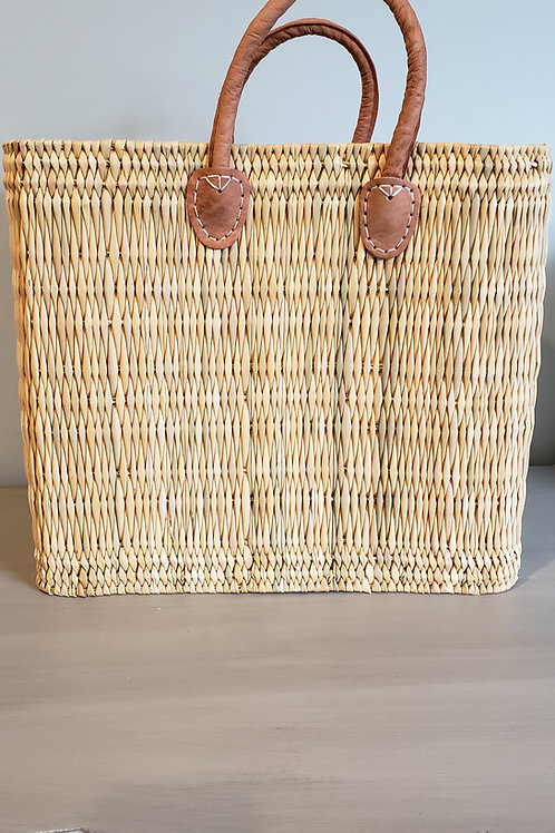 LARGE BEACH BASKET