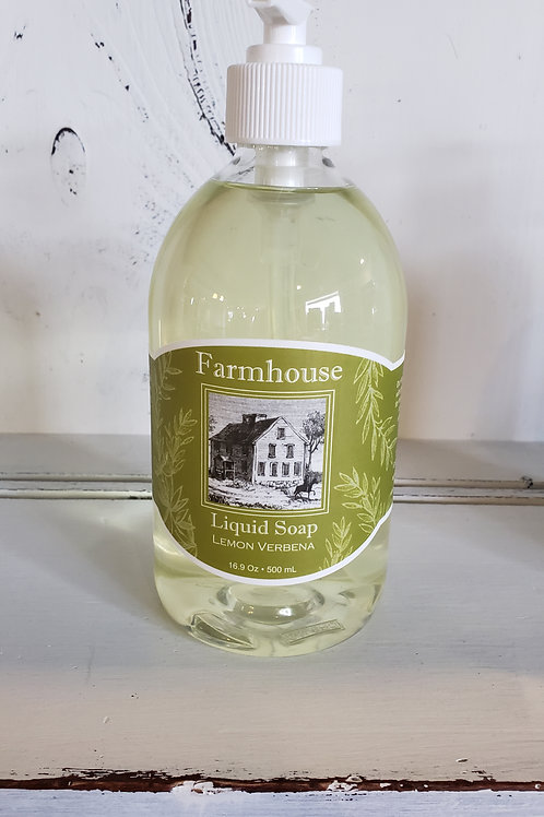 SWEET GRASS FARM LIQUID SOAP