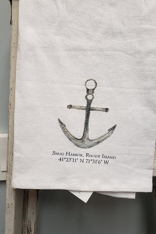 COORDINATE FLOUR SACK TOWEL