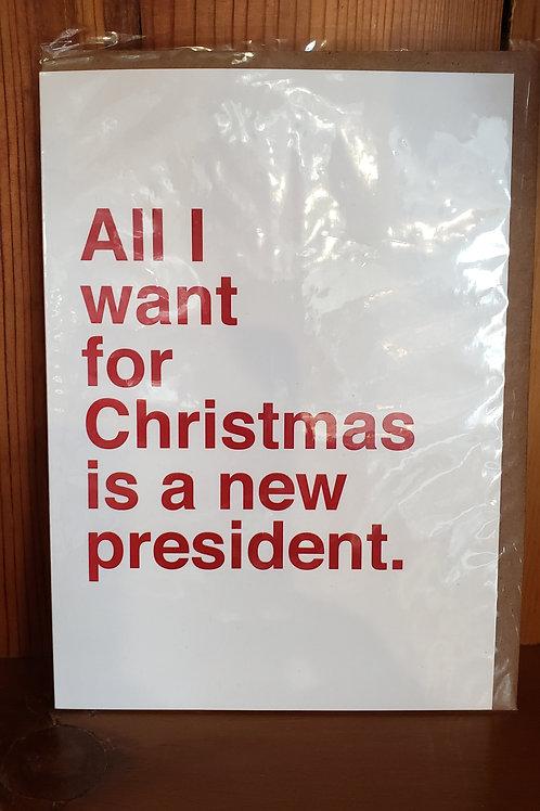 Christmas President