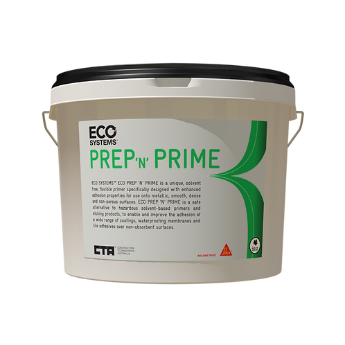 ECO Systems: Prep 'n' Prime 4Lt