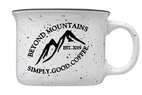 8oz Campfire Style Mug
