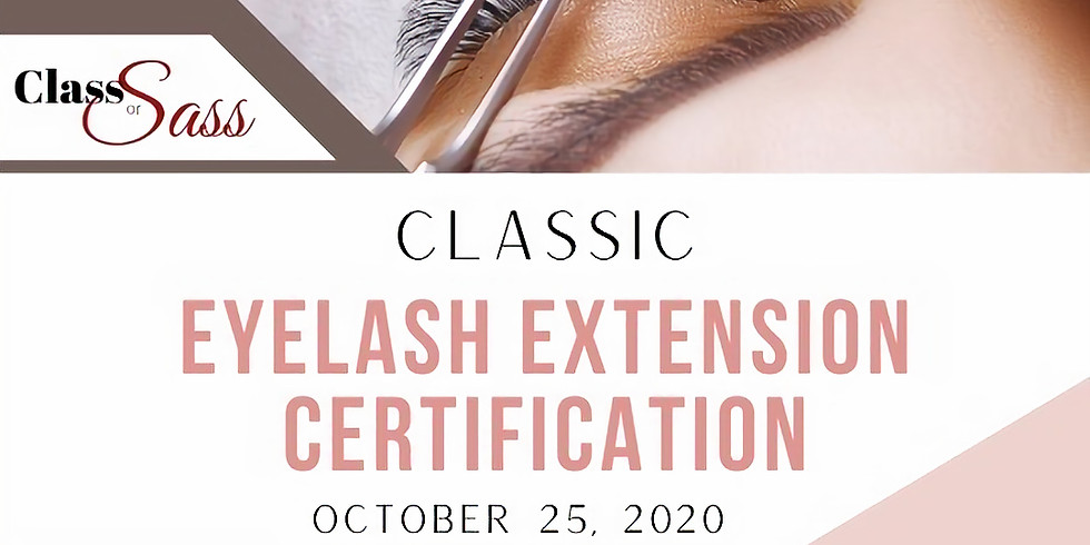 Miami, FL Classic Eyelash Extension or Combo