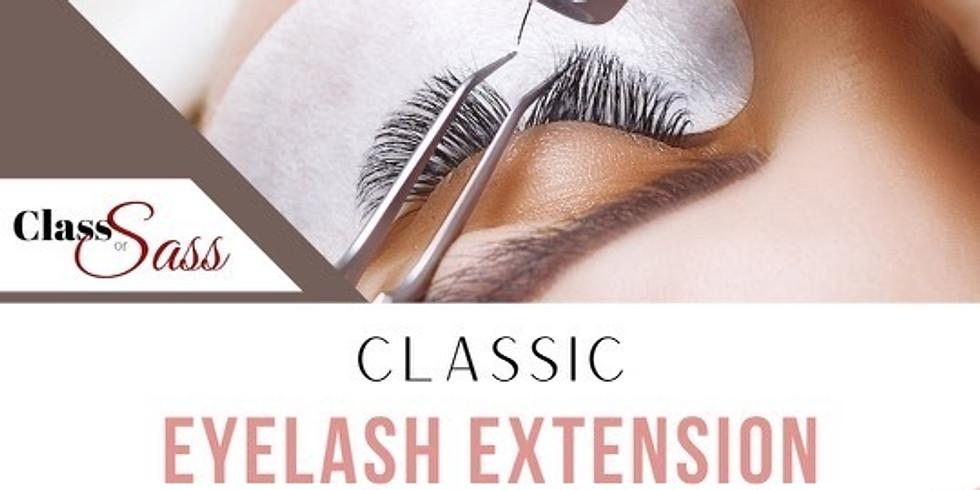 Orlando Classic Eyelash Extension or Combo