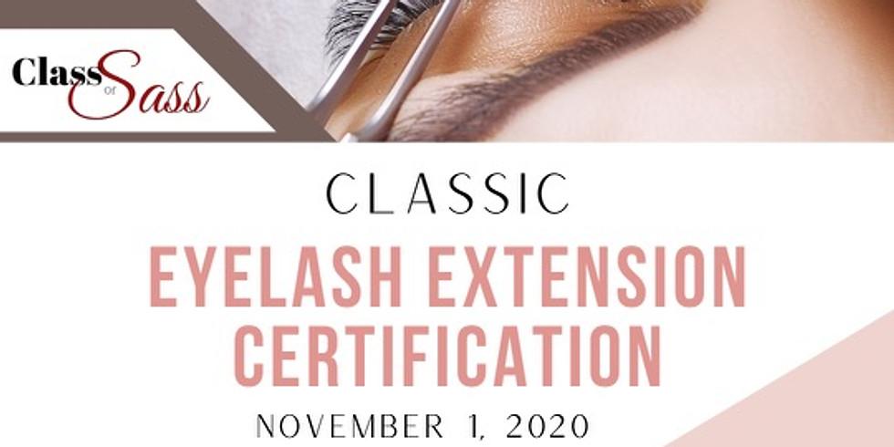 Tampa, FL Eyelash Extension Clasic or Combo