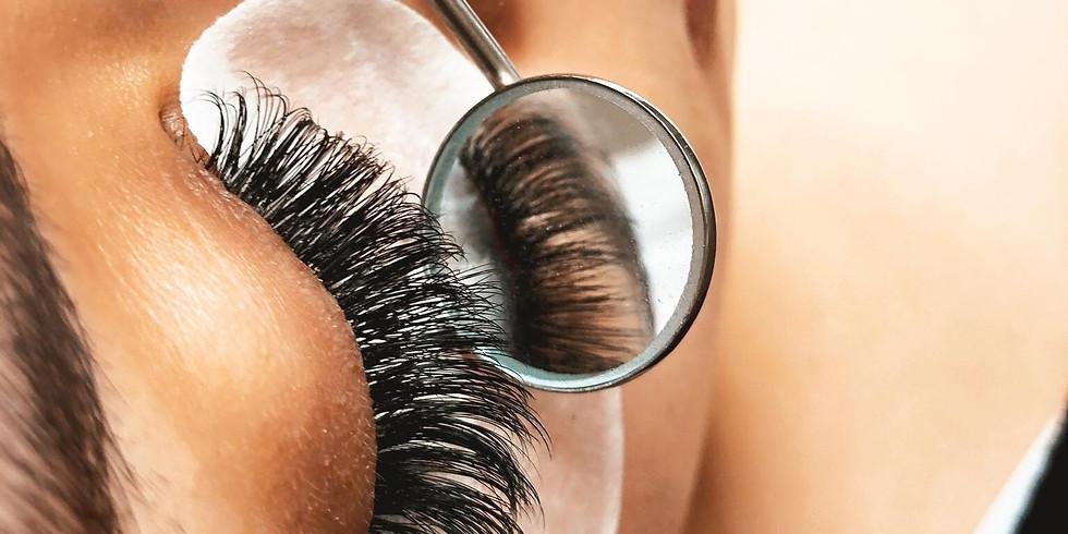 Volume Eyelash Extension Only